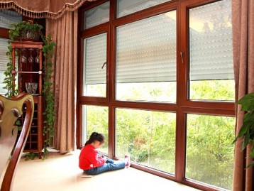 智能一体化多功能整体窗工程案例